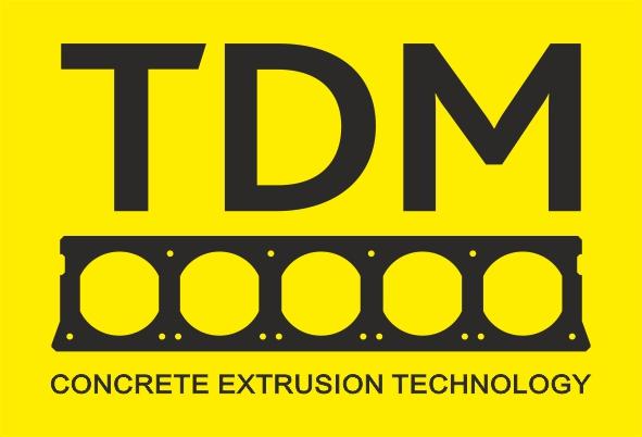 TDM Оборудование для производства пустотных плит перекрытий. Экструдеры для производства плит перекрытий, пилы, производственные дорожки, домкраты для натяжения арматуры и другое оборудование