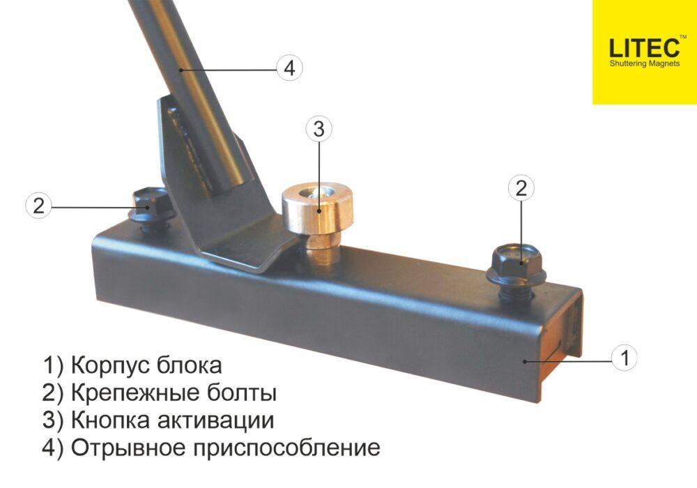 магнитный блок