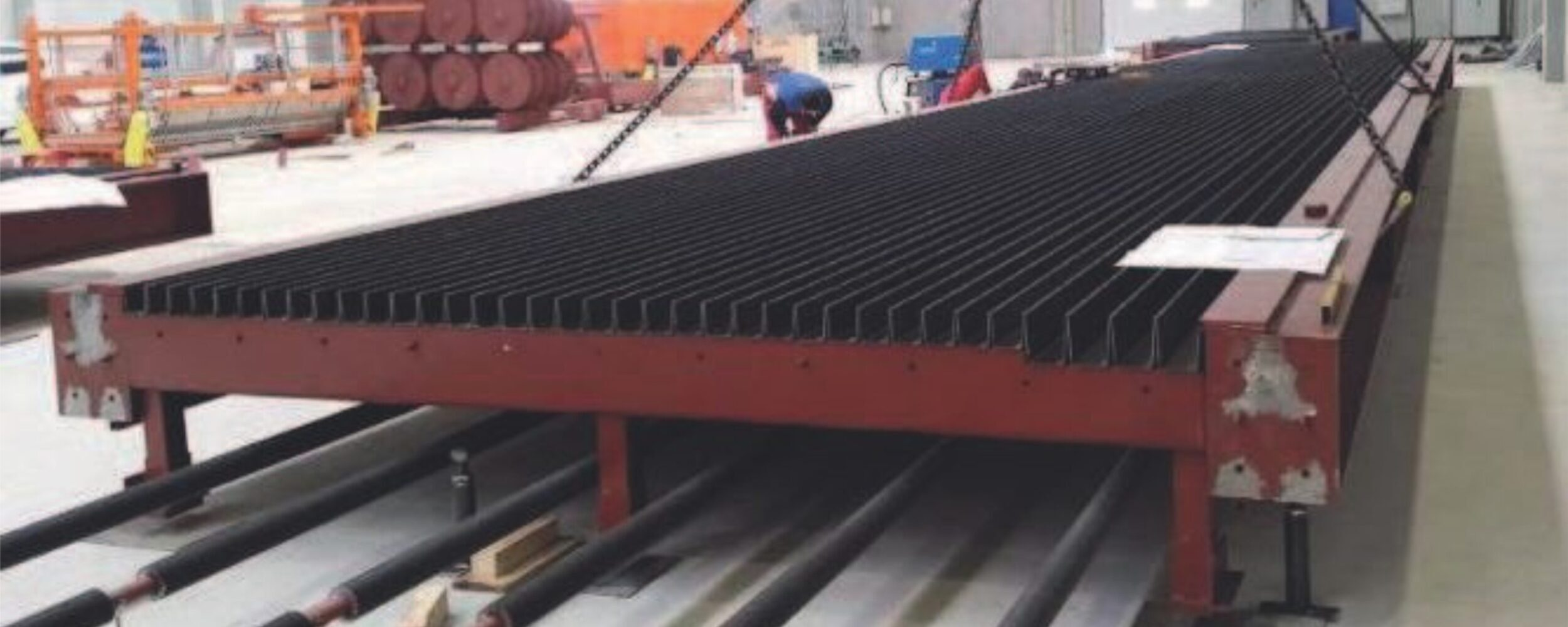 Стенд бетонные преднапряженные столбики для винограда