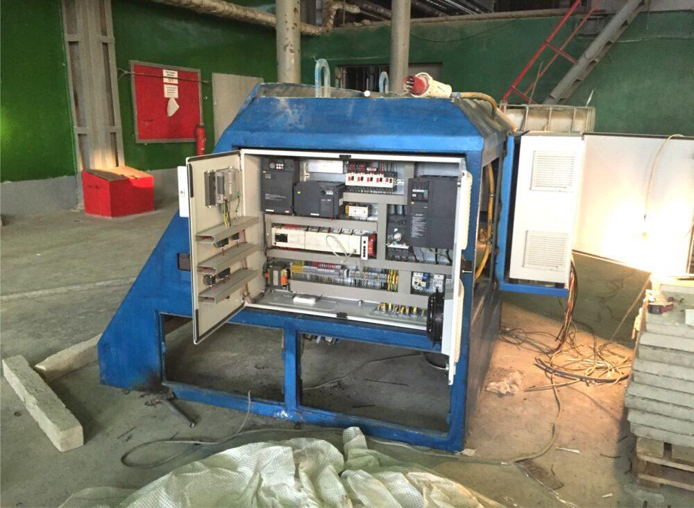 модернизация экструдеров для производства пустотных плит