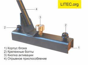 магнитная опалубка для заводов